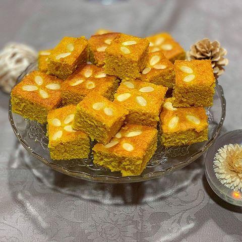 طرز تهیه کیک صفوف