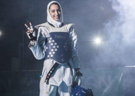 کیمیا علیزاده، تکواندوکار ایرانی دیگر به ایران بازنمیگردد