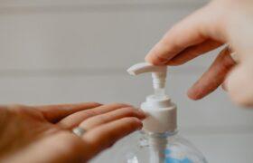 کاربردهای جالب و متفاوت ضدعفونی کننده دست!