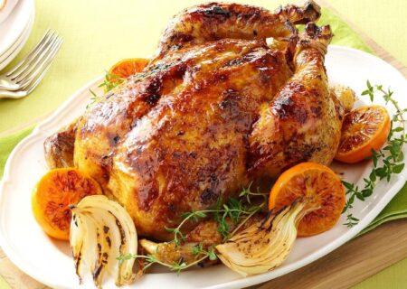 طرز تهیه مرغ شکم پر؛ لذیذ و پرطرفدار
