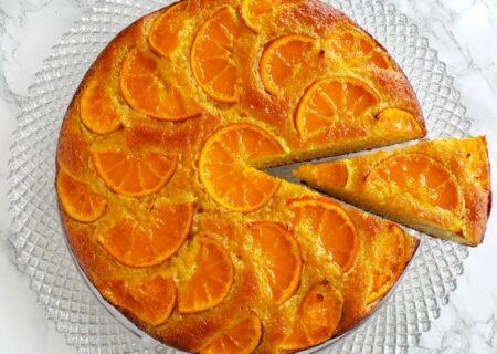 طرز تهیه کیک نارنگی به سه روش مختلف