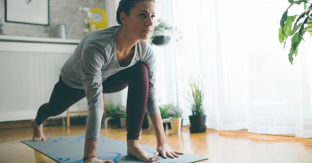 ورزش کردن پیش از بارداری
