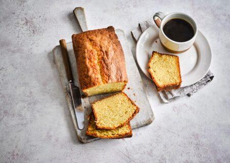 طرز تهیه پاند کیک وانیلی خوشمزه و دلپذیر