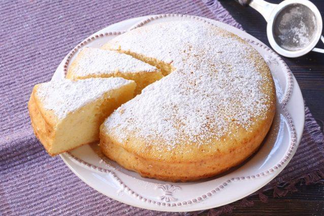 طرز تهیه کیک ساده اسفنجی خوشمزه