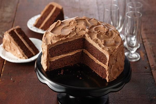 باترکریم شکلاتی رویایی نیاز انواع کیک و کاپکیک/ آموزش آشپزی