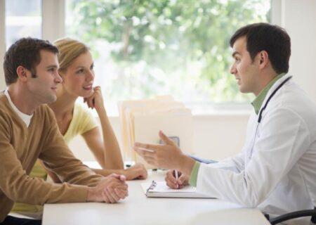مشاوره و معاینات قبل از بارداری