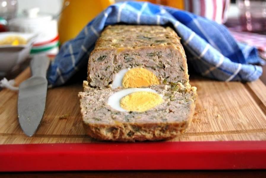 رولت گوشت بره/غذاهای رومانی