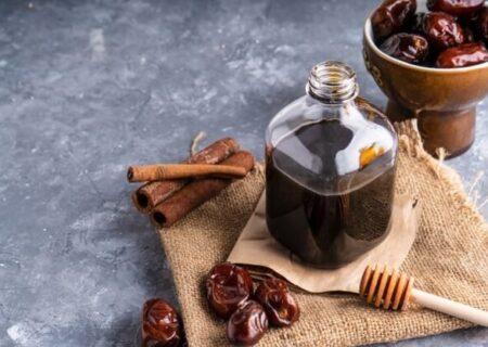 طرزتهیه شیره خرما؛ یک جایگزین عالی وطبیعی برای عسل وقند