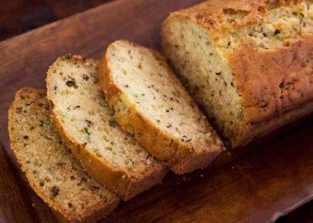 طرز تهیه نان کدو سبز؛ نان خوشمزه وکم کالری