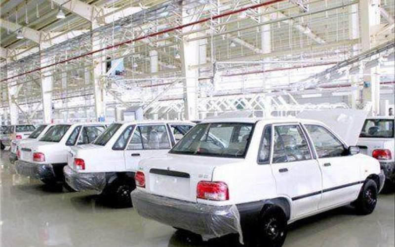 بازار خودروریزشی شده/کاهش قیمت انواع پراید
