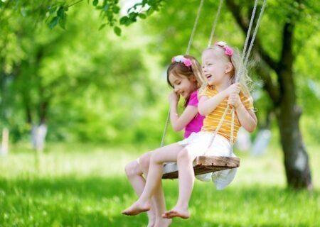 اهمیت بازی در اوایل کودکی