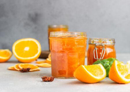 طرز تهیه مربای پرتقال به دو روش ساده