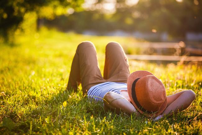 داشتن زندگی آرام