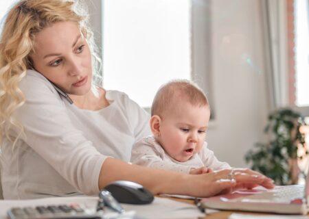 نقش کار کردن مادر روی زندگی افراد خانواده