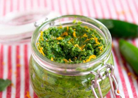 سس ژوگ (شوق)؛ سبز و تند،بخشی از فرهنگ آشپزی مردم یمن
