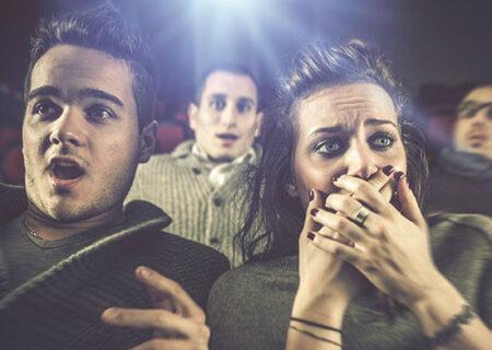 آیا دیدن فیلمهای با ژانر وحشت برای مغز مفید است!