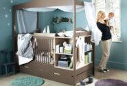 از چه رنگ هایی برای دیزاین اتاق کودک استفاده کنیم؟