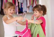 نکاتی موثر برای آموزش لباس پوشیدن به کودک دلبندتان