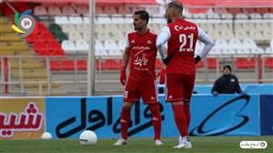 غیبت دژاگه و حاج صفی در تمرینات تراکتور