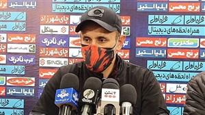 گلمحمدی: باید گل گهر را شکست دهیم