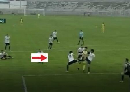 اعتراض تیم نود به داوری بازی با ملوان
