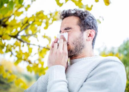 آلرژی فصلی و علائم آن و اقدامات پیشگیری