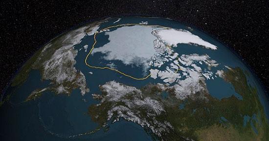 تغییرات آب و هوایی و تاثیر عجیب آن بر زندگی انسان
