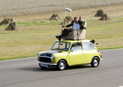 خودروی کوچک مینی