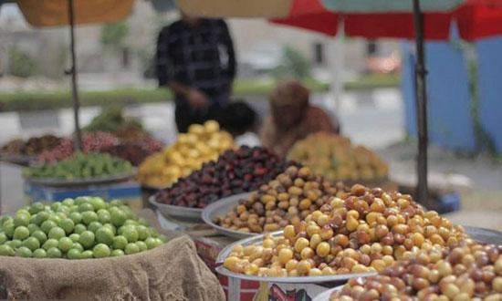 مراکز خرید در قشم/بازار درگهان