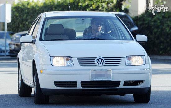 جاستین تیمبرلیک و جسیکا بیل چه خودروها و موتورسیکلتهایی در گاراژ دارند؟