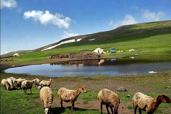 جاذبه های اردبیل سرزمین چشمههای بهشتی