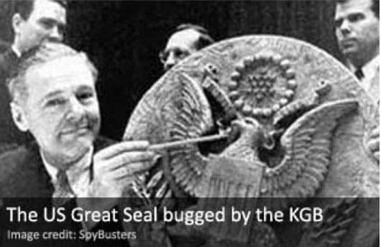"20 وسیله جالب ""کا گ ب"" که جاسوسان شوروی همراه داشتند"