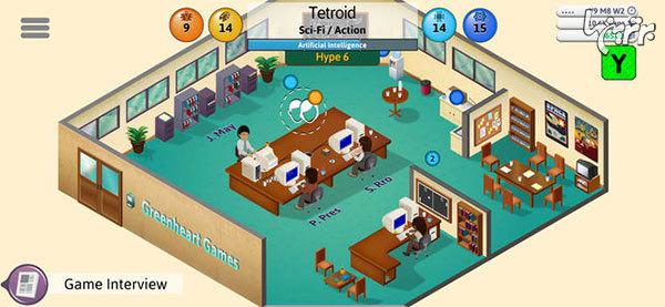 بازی Game Dev Tycoon؛ از خوبهای ژانر «شبیه سازی»