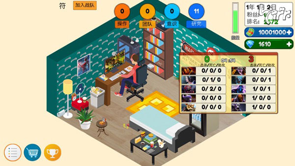 بررسی بازی موبایل Game Dev Tycoon