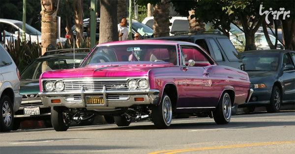اشتون کوچر چه خودروهایی در کلکسیوناش دارد