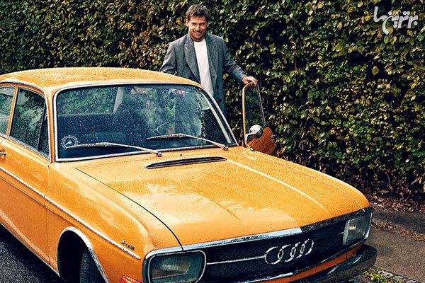 ستارههای «بازی تاج و تخت» سوار چه خودروهایی میشوند؟