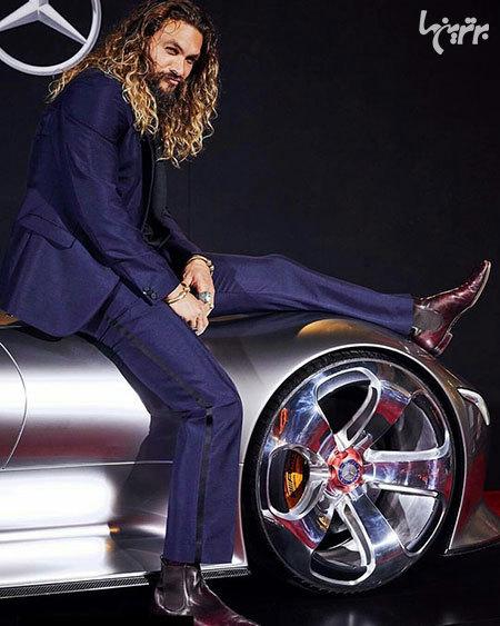 هنرپیشههای سریال بازی تاج و تخت سوار چه خودروهایی میشوند