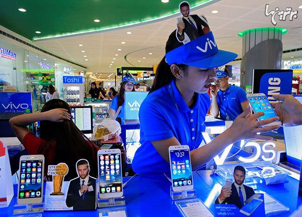 با مشهورترین شرکتهای چینی تولیدکننده موبایل آشنا شوید