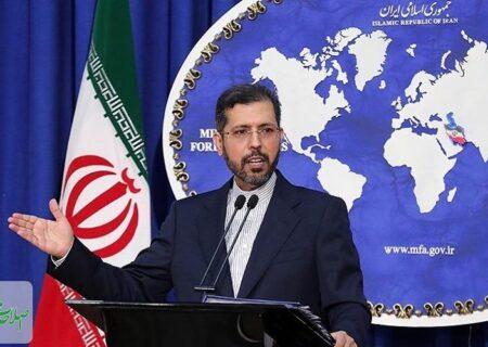 خطیبزاده:  توافق بین ایران و آژانس در چارچوب مصوبه مجلس است