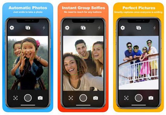 5 اپلیکیشن برای ثبت عکس های سلفی متفاوت و جذاب