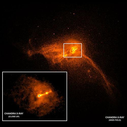 سیاهچاله کهکشان M ۸۷؛ هیولای واقعی و موجودات احتمالی