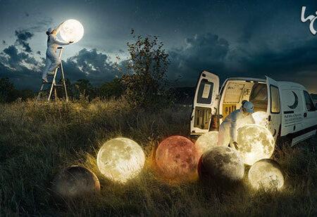 چگونه از ماه عکاسی کنیم؟