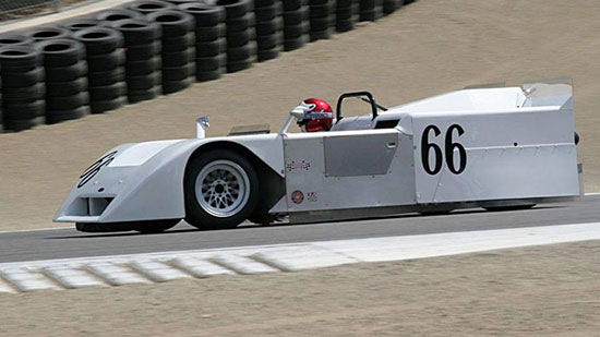 عجیبترین ماشینهای مسابقهای جهان