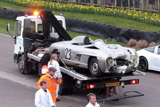 گرانترین تصادف های تاریخ صنعت خودرو