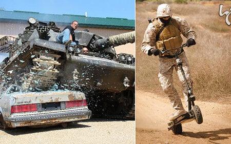 معرفی خودروی نظامی که مردم میتوانند خریداری کنند!