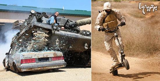 ۲۰ خودروی نظامی که مردم میتوانند خریداری کنند!