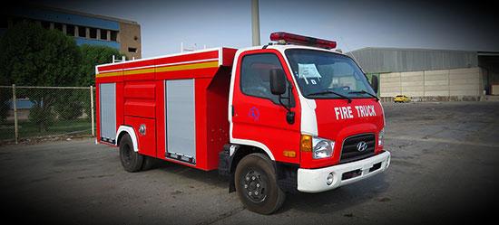 فناوری ماشینهای آتشنشانی و امکانات ویژه این خودروها