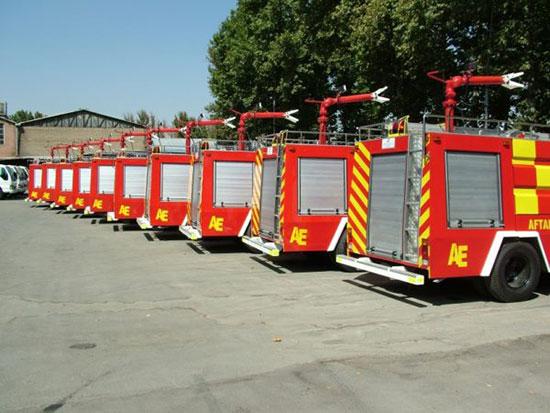 آنچه از فناوری ماشینهای آتشنشانی و امکانات ویژه این خودروها باید بدانید