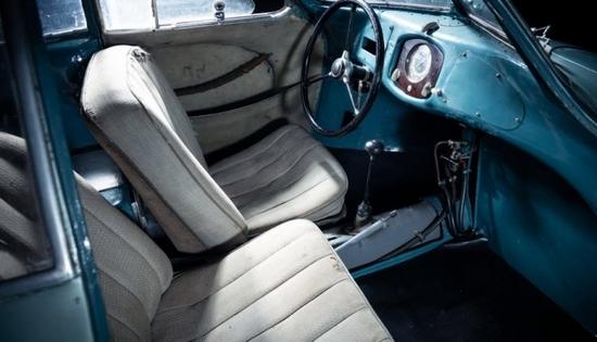 ماشین شخصی فردیناند پورشه؛ قدیمی ترین پورشه زنده روی کره زمین!