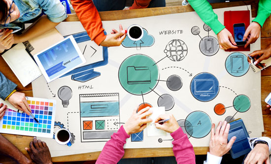 چگونه وبسایت طراحی کنیم؟